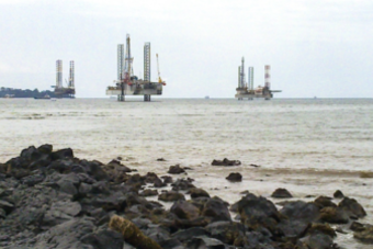 Limbé oil platform. Source : https://bit.ly/2U7ojyd